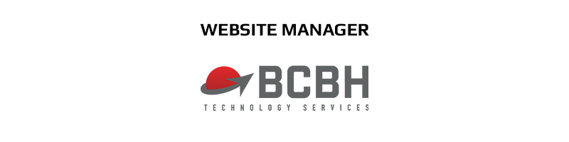 Web site managed by BCBH Technology Services